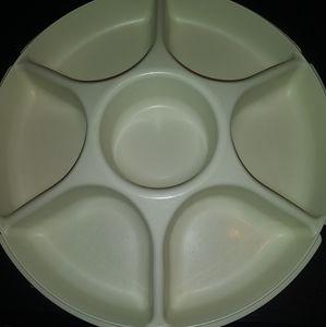 Vtg. Tupperware Veggie/Fruit tray